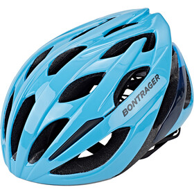 Bontrager Starvos Road Helm sky blue